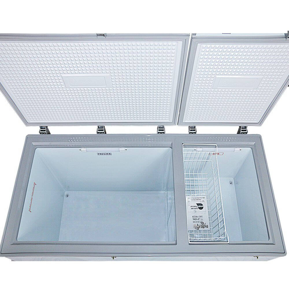smart freezer