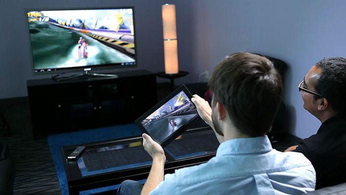 Miracast là loại kết nối không dây giữa thiết bị đi động và tivi