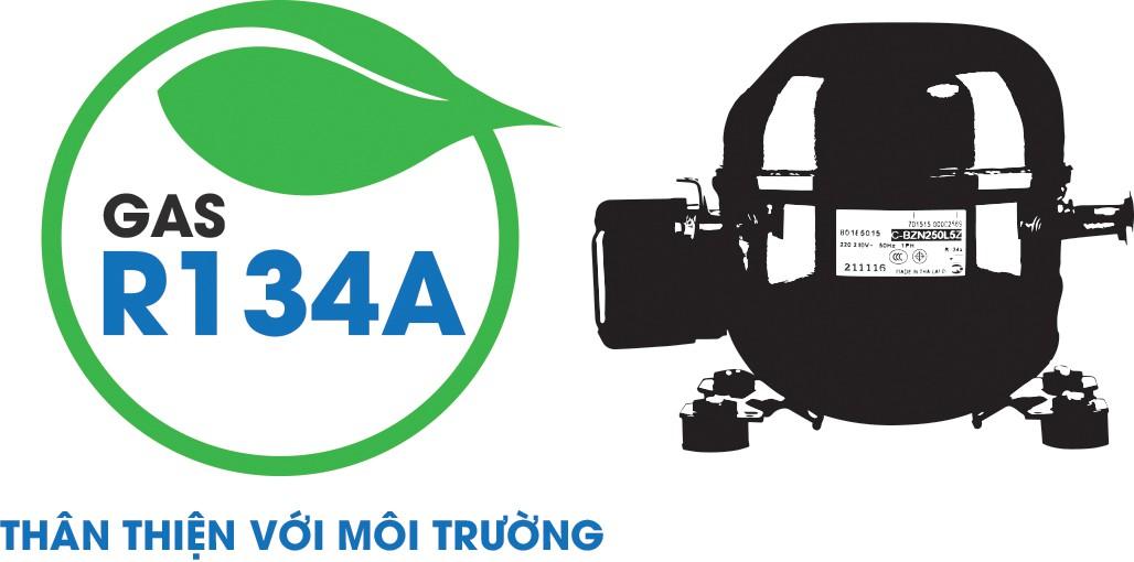 Gas R134a