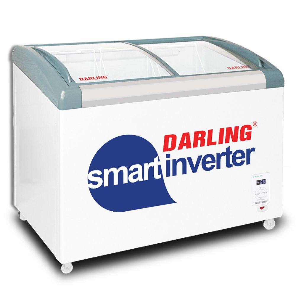 tủ đông smart inverter